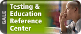 Gale Testing and education reference center logo