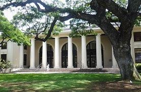 Hawaii State Library Building