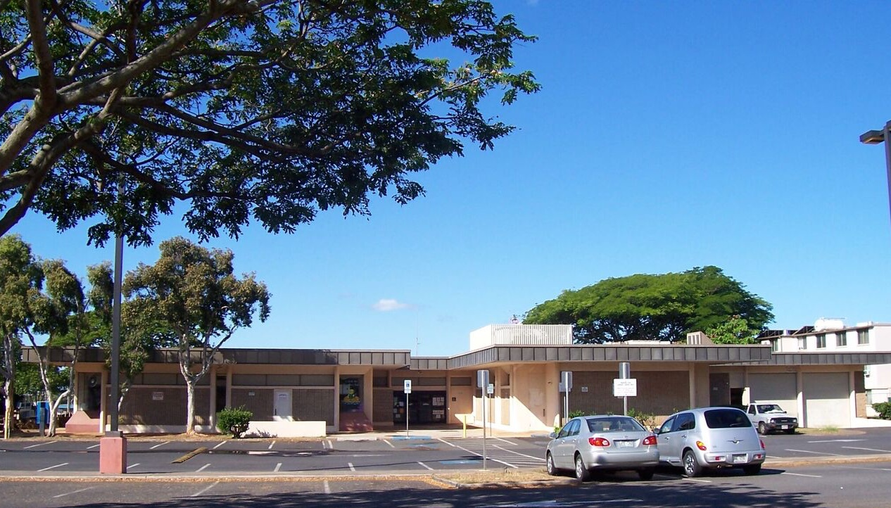 Hawaii State Public Library System Pearl City Public Library