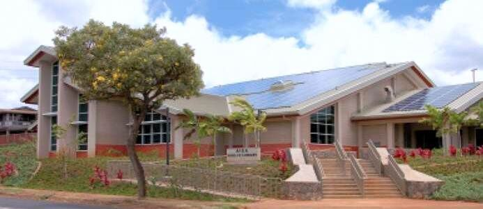 Hawaii State Public Library System Aiea Public Library