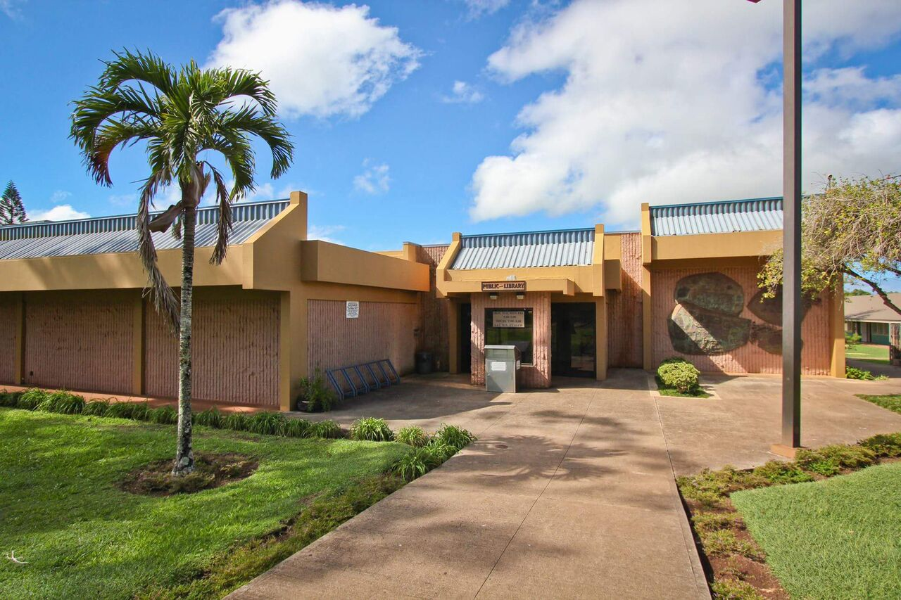Hawaii State Public Library System Lanai Public And