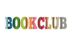 colorful letters spelling out bookclub