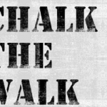 Chalk the Walk Image
