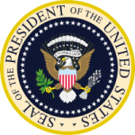 U.S. President's Seal Graphic Art