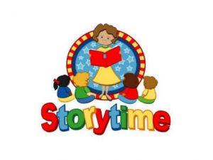 Storytime Clip Art