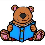 Bear Reading for Holiday Storytime