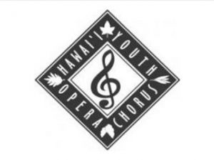 Hawaii Youth Opera Chorus logo