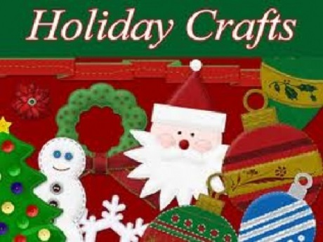 Enjoy The Makawao Christmas Celebration, Visit Santa Claus And The Book  Sale Outside The Libraryu2026 Come Inside To Make Holiday Cards And Ornaments!