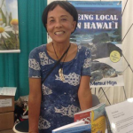 Photo of Julia Estrella, author of Being Local in Hawaii.