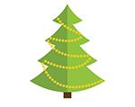 xmas tree1 clipart