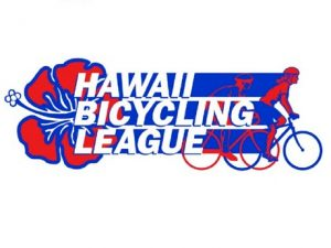 Hawaii Bicycling League logo
