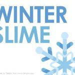 Winter Slime