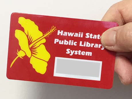 Hawaii State Public Library Systemshow Off Your Library Card For Teens