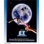 """""""E.T."""" movie poster"""