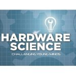 Hardware Science logo with lightbulb