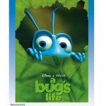 """""""A Bug's Life"""" movie poster"""
