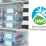 Closet organizing tips from HAPO