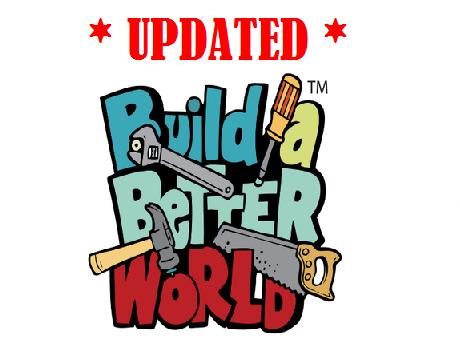 Update Build a better world