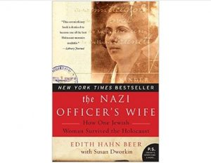 Nazi Officer's Wife book cover