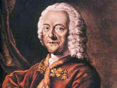 German baroque composer, Georg Telemann