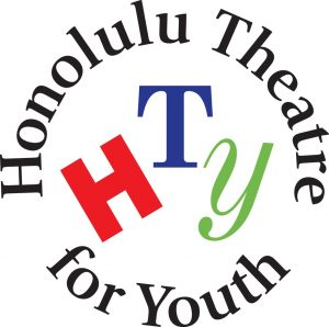 Honolulu Theatre for Youth's circular logo