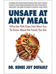 Unsafe at Any Meal Book Cover