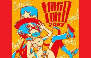 Mini Con 8 poster