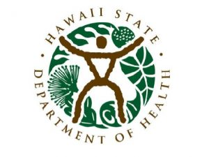 Hawaii Department of Health logo