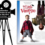Saturday Afternoon at the Movies Little Vampire Poster