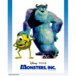 Monster Inc movie poster