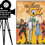 Sat. Afternoon at Movies Wizard of Oz poster