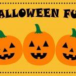 Halloween Fun sign