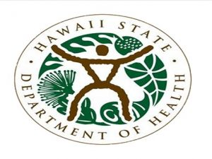 Official logo of Hawaii Department of Health