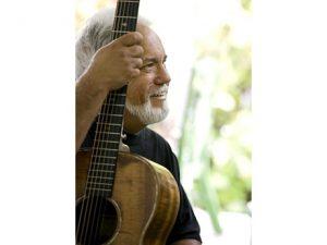 Slack key guitarist John Keawe