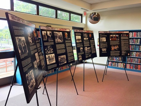 Nisei Veterans Exhibit