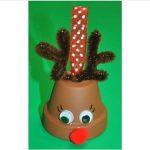Rudolph Reindeer holiday craft