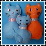 Feltie craft cat