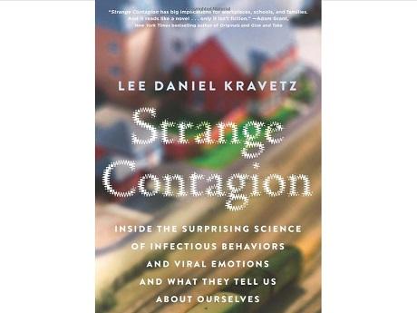 Strange Contagion book cover
