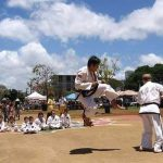 Taekwon Do demonstration