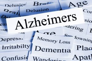 Symptoms of Alzheimer's and Dementia