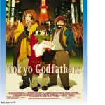 movie cover of Tokyo Godfathers