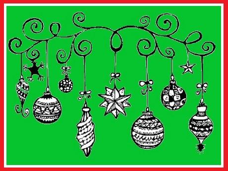 Ornament contest