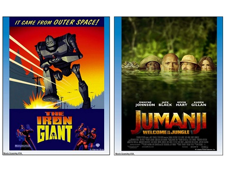 Hawaii State Public Library SystemMovie Mondays: Iron Giant