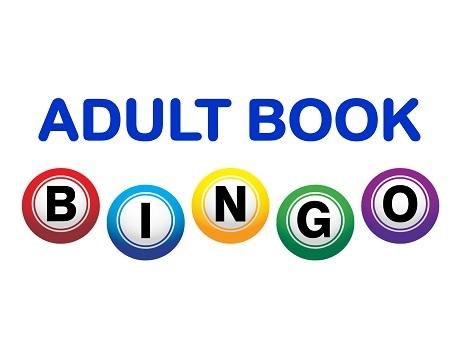 Adult Book Bingo logo