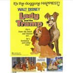 Disney's movie Lady and the Tramp