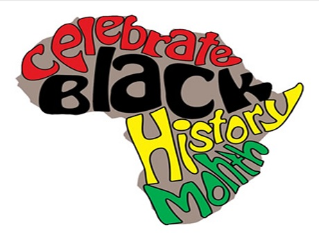 Banner of Celebrate Black History Month