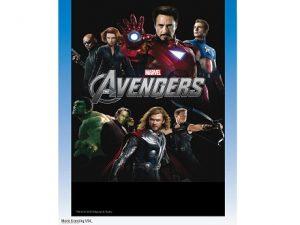 Marvel's The Avengers movie poster