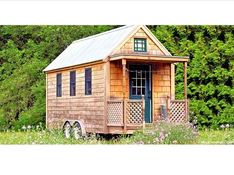 tiny house news. Photo Of A Tiny House News