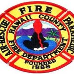 Hawaii County Fire Department Para-medicine Program Logo