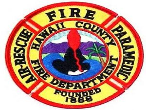 Hawaii County Fire Department Para-medicine Program Logo